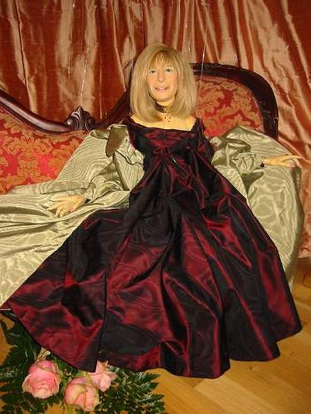 Marionette Barbra Streisand