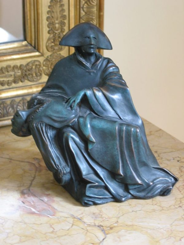 Skulptur Amadeus