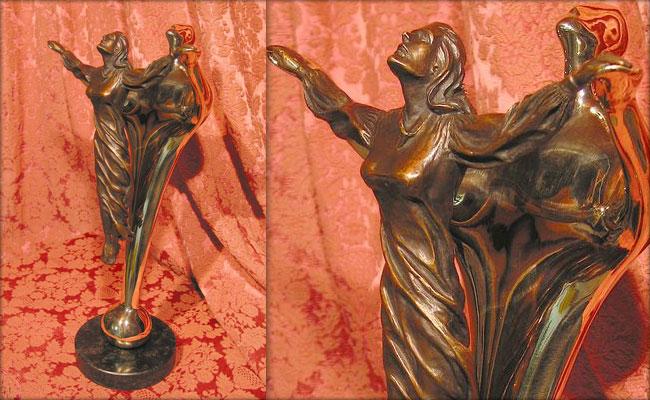 Esoterik: Skulptur
