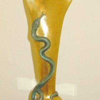 "Esoterik: Skulptur ""Schutz des Lebens"""
