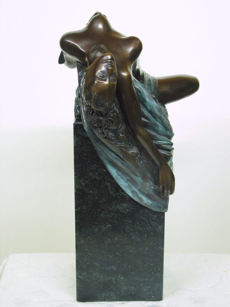 Esoterische Skulptur Psyche