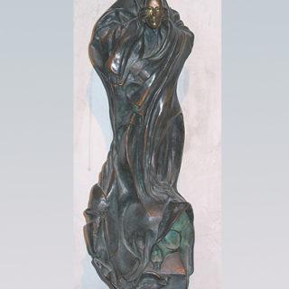 "Esoterik: Skulptur ""Reinkarnation"""