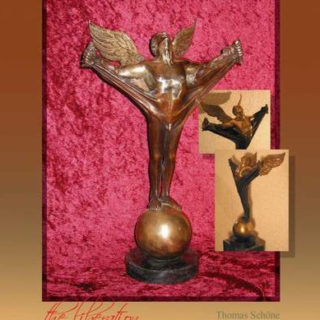 """Esoterik: Skulptur """"Die Befreiung"""""""