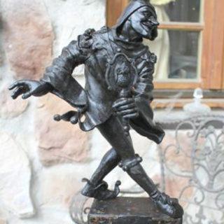 "Ideen-fuer-neue-skulpturen: Skulptur ""Till Eulenspiegel"""