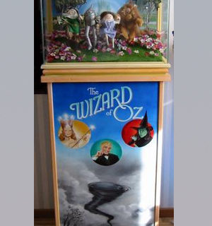 Eier: The Wizard of Oz