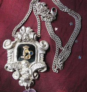 Schmuck: Koenig Ludwig II Kette