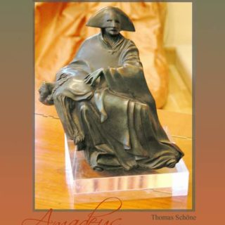 """Sonstige-skulpturen: Skulptur """"Amadeus"""""""