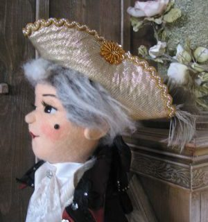 Amadeus aus Filz