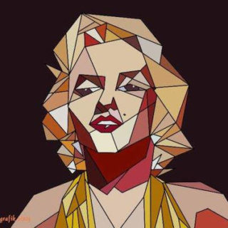 "Portraits-digital: ""Marilyn Monroe"""