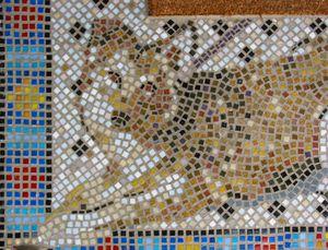 Das Mosaik im Detail