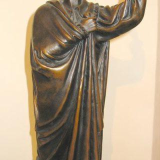"""Persoenlichkeiten: Skulptur """"Das Phantom der Oper"""""""