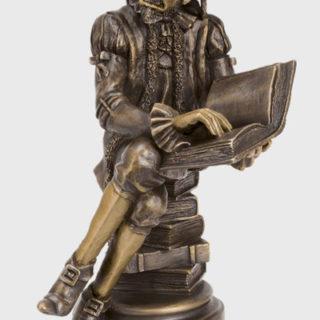 """Sonstige-skulpturen: Skulptur """"Der Advokat"""""""