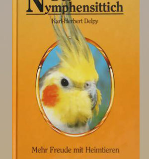 Buchillustrationen: Der Nymphensittich