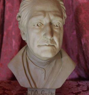 """Persoenlichkeiten: Büste """"Johann Wolfgang von Goethe"""""""