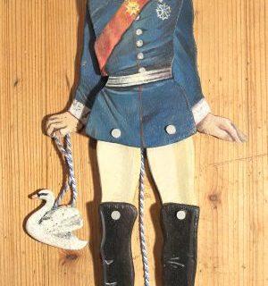 Hampelmann König Ludwig II