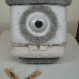 Handpuppe Waschmaschine