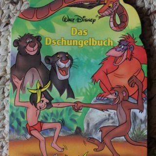 Buchillustrationen: Wald Disney im Unipart Verlag