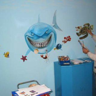 Nemo Kinderzimmer