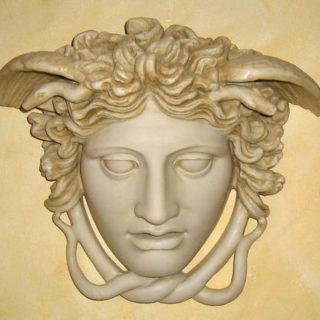 "Mythologie: ""Kopf der Medusa"""
