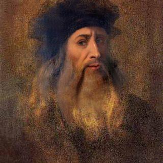 """Portraits-digital: """"Leonardo da Vinci"""""""
