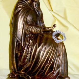 Maria Magdalena mit Dornenkrone