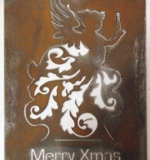 Karten aus Metall