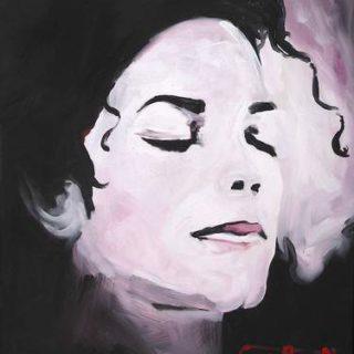 "Kultstars: Gemälde ""Michael Jackson"""