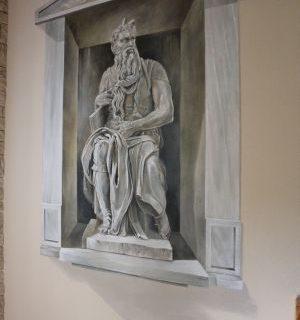 Michelangelos Moses