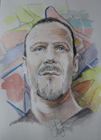 Harald portraitiert