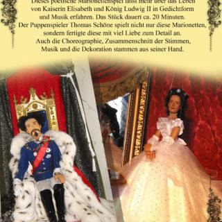 Marionetten: Das königlich bayerische Marionettenspiel