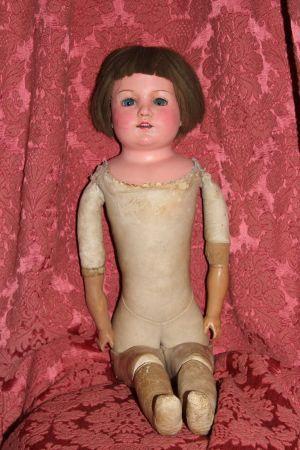Puppenrestauration