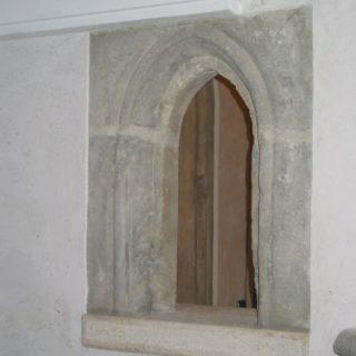 Sandsteinimitat, Schloss, Gotik