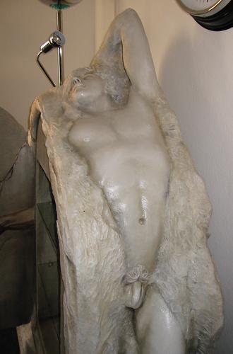 Schrank zu Ehren von Michelangelo