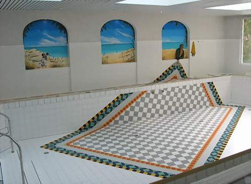 Bad Gastein Schwimmbadgestaltung