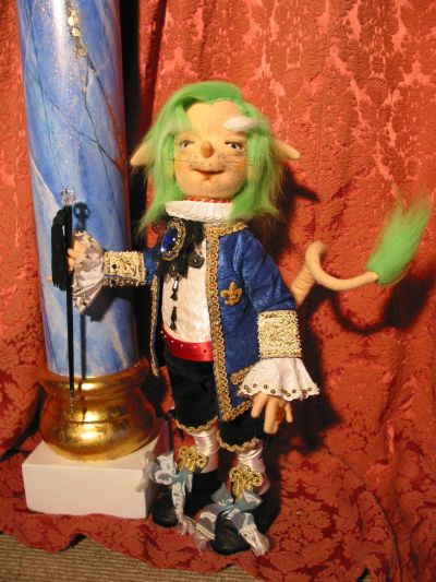 Sir Cliffard von Frankau aus Filz