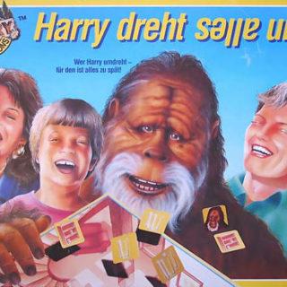 Puzzle: Würfelspiel mit Bigfoot