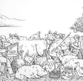 Volkszaehlung als Illustration