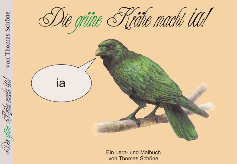 Die grüne Krähe macht ia