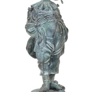 "Sonstige-skulpturen: Skulptur ""Der Lebemann"""