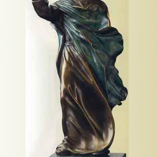 """Religion: Skulptur """"Der Heiler"""""""