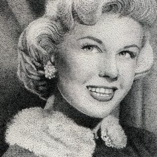 Doris Day Tusche