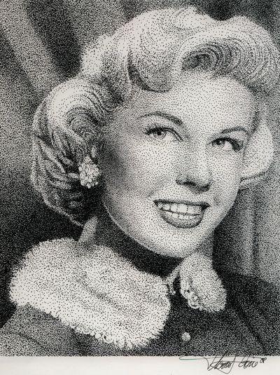 Doris Day Tusche