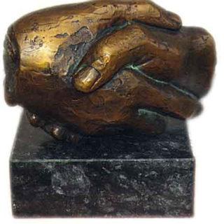 """Sonstige-skulpturen: Skulptur """"Frieden"""""""