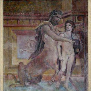 Exklusives: Herculaneum: Achill und Chiron