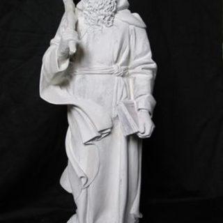 """Ideen-fuer-neue-skulpturen: Skulptur """"Judas Thaddäus"""""""