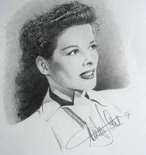Kathrin Hepburn Bleistift