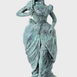 """Sonstige-skulpturen: Skulptur """"Koketterie"""""""