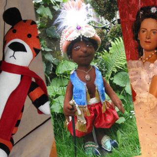 Titelbild für Stofftiere/Puppen
