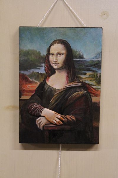 Mona Lisa Hampelmann