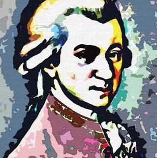 "Portraits-digital: ""Wolfgang Amadeus"""